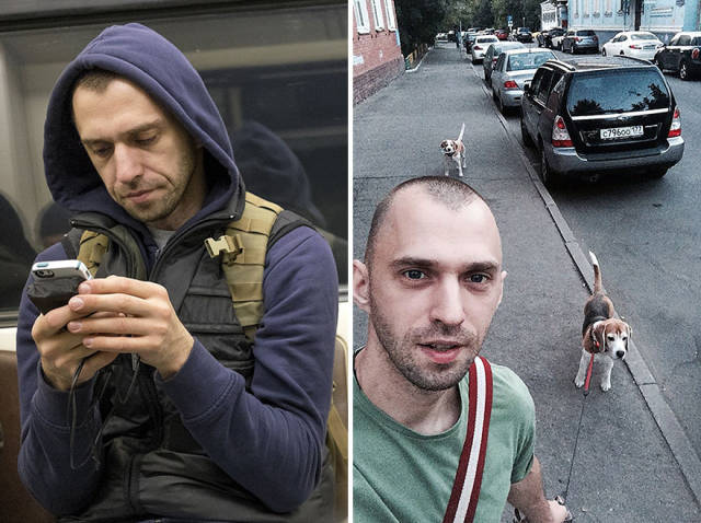 Russian Photographer Shows How Easy It Is To Track Strangers On Social Media By Using A Facial Recognition App