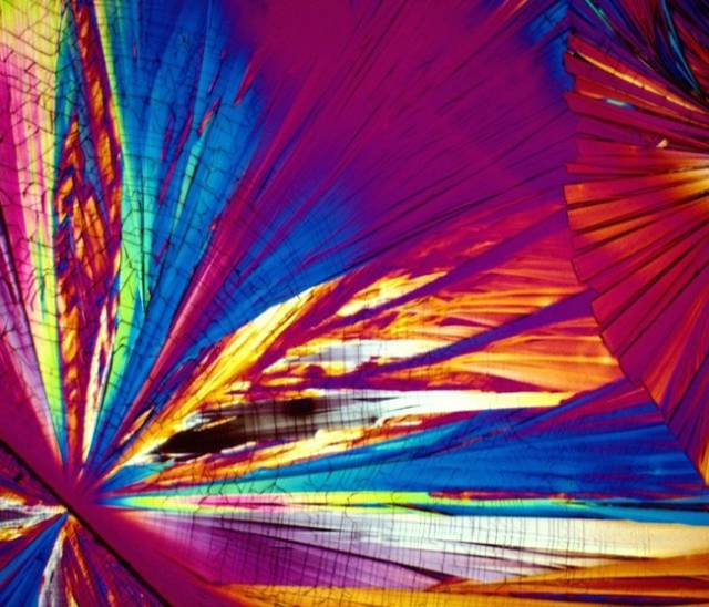 Spirits And Cocktails That Look Absolutely Kickass Under The Microscope
