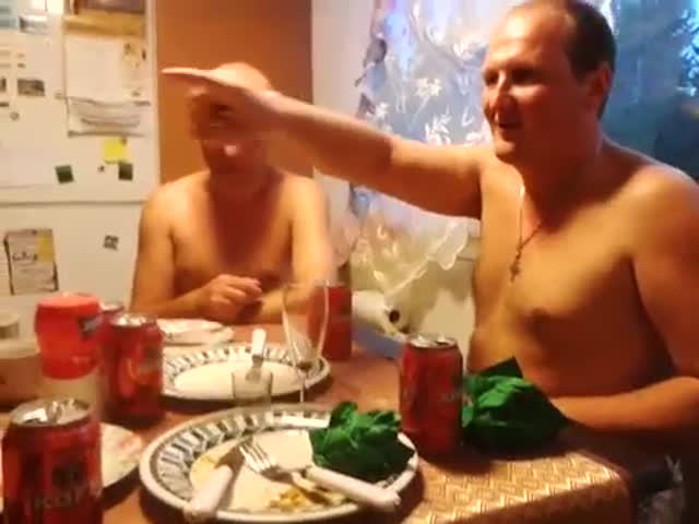 Two Drunk Brothers Decided To Use An Electroshocker On Themselves To See How It Feels