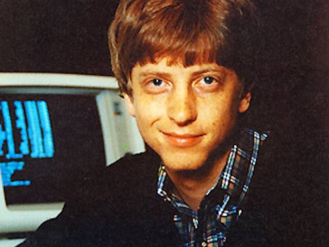 Bill gates pictures teen