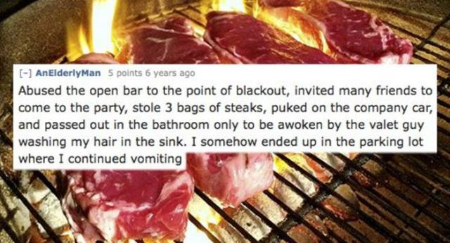 People Share Their Craziest Christmas Party Stories