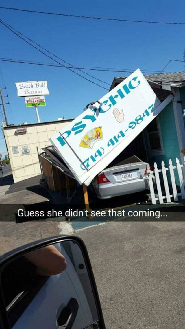 Sometimes The Short Jokes Are The Best Ones. These Snapchats From 2016 Are Perfect Examples