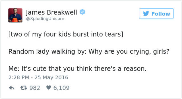 These Tweets Show That Parenting Can Be Both Challenging And Funny