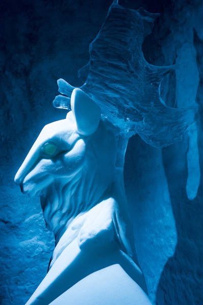 Winter Never Ends With Sweden's ICEHOTEL Staying Open For The Full Duration Of The Year