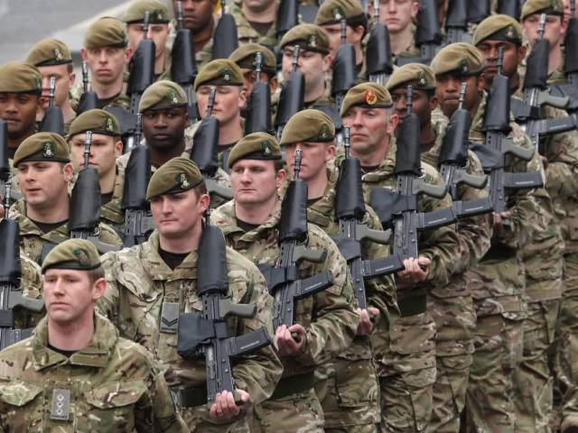 15 Countries That Boast The Most Powerful Armies In The World