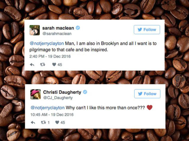 A Touching Love Story Between Two Baristas Livetweeted By A Customer