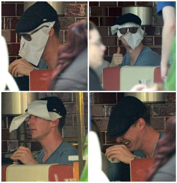 Celebrities Who Know How To Deal With Paparazzi Attention