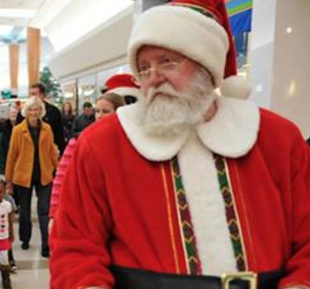 Santa And His Elves Are Keeping People Safe… In Some Unusual Ways