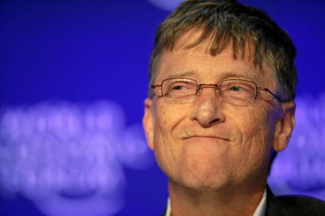 That's What Happens When Bill Gates Appears To Be Your Secret Santa