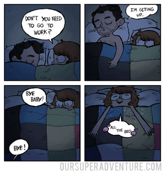 These Comics Prove Relationships To Be The Most Inspiring And Controversial Thing Ever