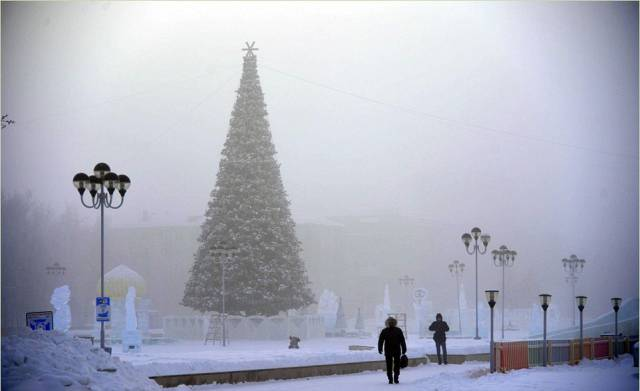 Global Warming Does Not Like Siberia: Thermometers Show Almost All-Time Lows Unimaginable For People To Live In