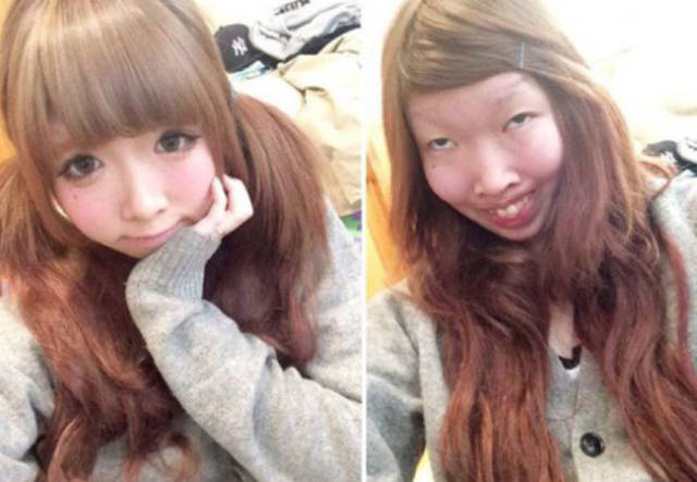 Be Careful, Guys. Sometimes Girls' Photos Lie Awfully About How They Look