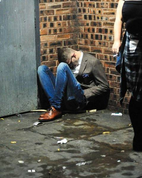 Brits Show The World How To Party With Their Black Eye Friday And Mad Saturday