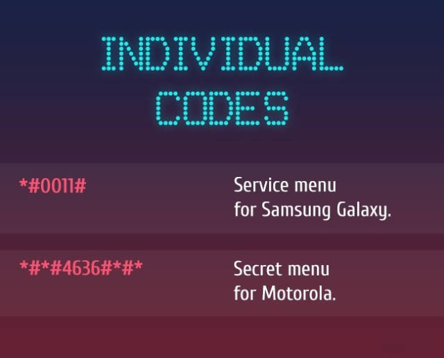 Reveal The Secret Possibilities Of Your Phone With These Codes