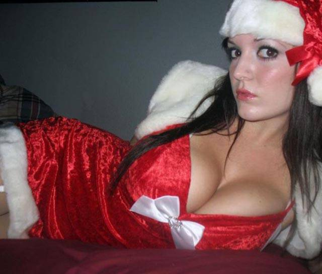 Santa Surely Knows Which Elves Are Hottest For Him