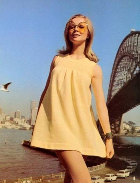 These Photos Show English Fashion To Be Surely Original In 60s