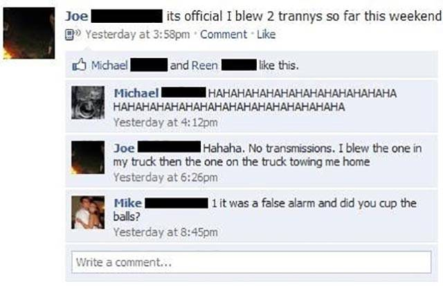 Facebook Provides Some Very Funny Jokes And Fails