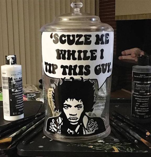 These Creative Jars Are Surely Getting A Lot Of Tips