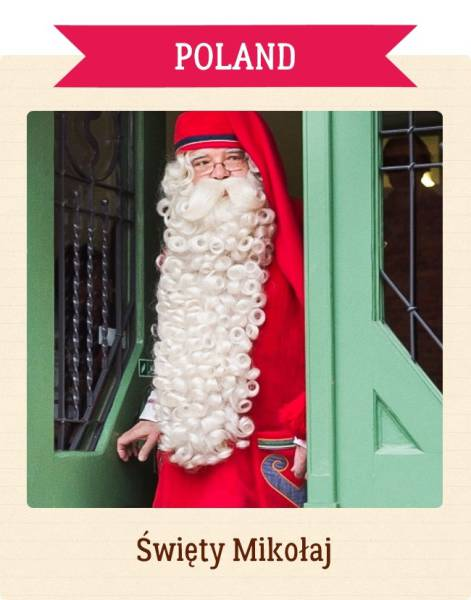 Meet Santa's Colleagues From All Around The World