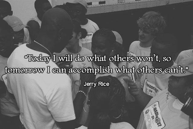 None Can Inspire Better Than Athletes Who