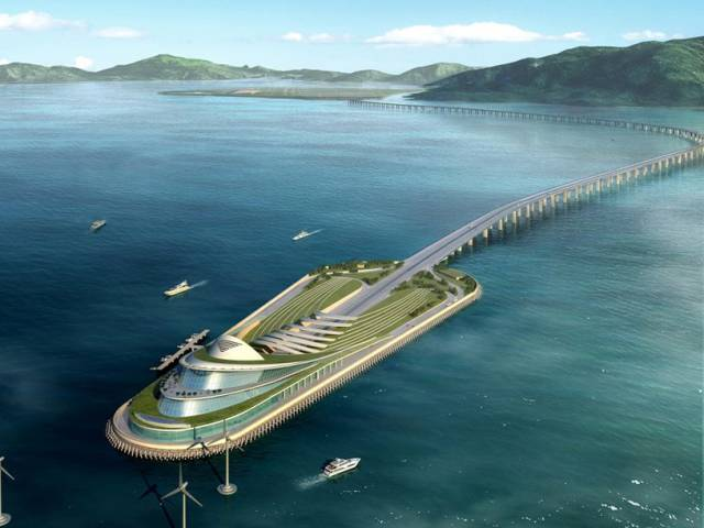 These Huge Infrastructure Projects Prove Our Civilization To Develop In Huge Leaps