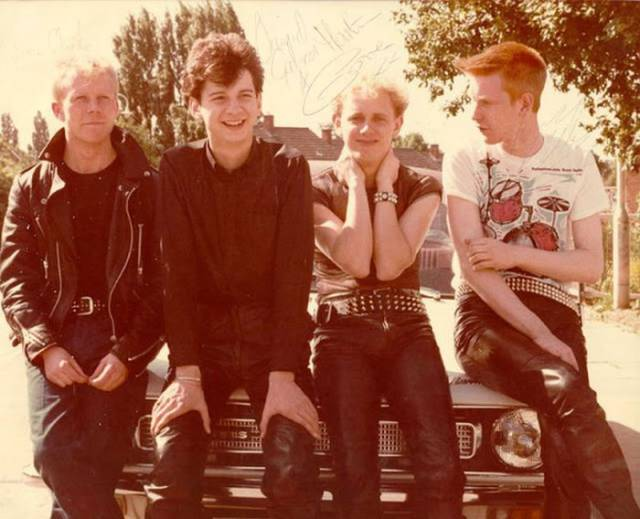This Is What World Iconic Rock Bands Looked Like Before Their Fame