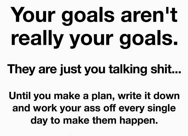 All You Need Is A Bit Of Motivation