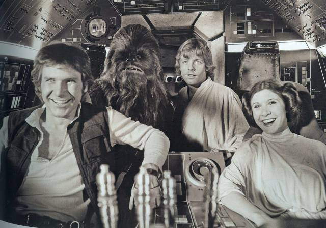 Carrie Fisher The Princess Leia Is No More… Long Live Princess Leia!