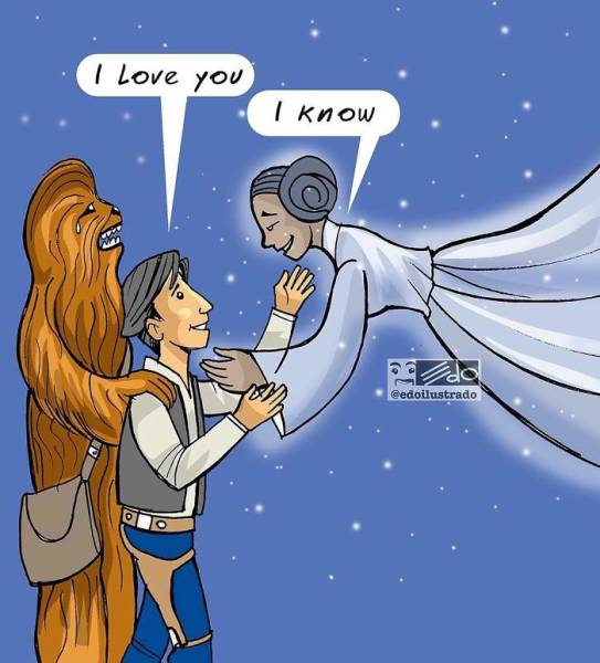Artists From All Over The World Paying These Breath-Taking Tributes To The Late Carrie Fisher. Nobody's Forgotten!