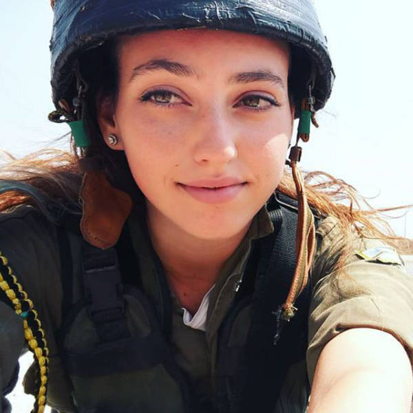 Israeli Army Is The Most Beautiful Army In The World