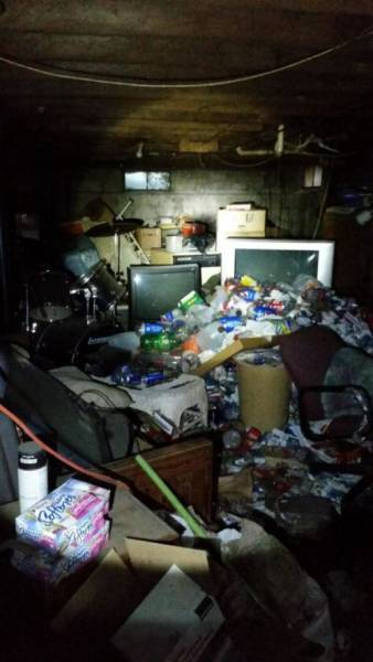 A Hoarder's Home Gets Unrecognizably Transformed