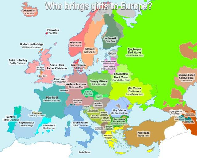 These European Country Comparisons Will Give You A Lot Of Insights On What Europe Is Really Like