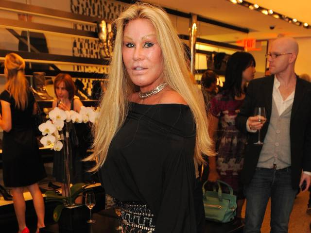 You Couldn't Even Imagine All Of That Is Life Of One Person - Jocelyn Wildenstein The Catwoman