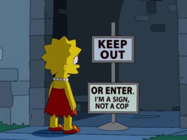 The Simpsons Is Simply A Collection Of Perfect Humor