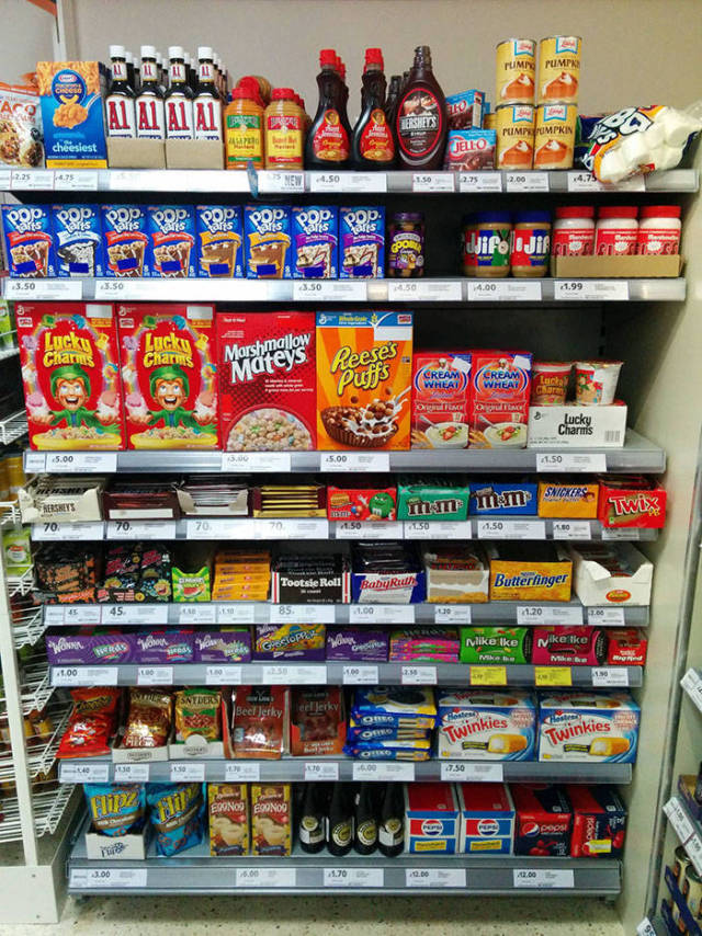That's How USA Food Is Perceived In Different Countries