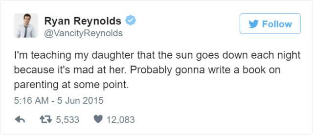 Meet Ryan Reynolds – The Master Of Ingenious Tweets
