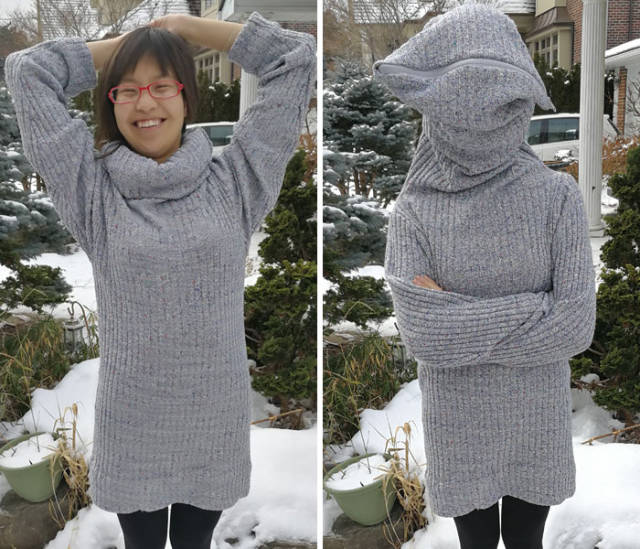 The Official Introvert Uniform Is Revealed!