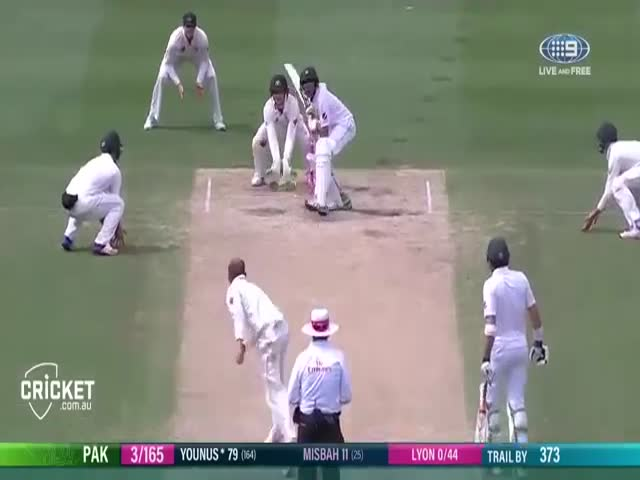 "Australian Comedian ""Ozzy Man"" Voices The Most Painful Ballshots In Cricket"