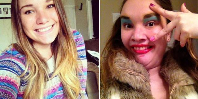 These Girls Prove That Being Pretty Is Their Conscious Choice – Because They Always Have An Alternative…