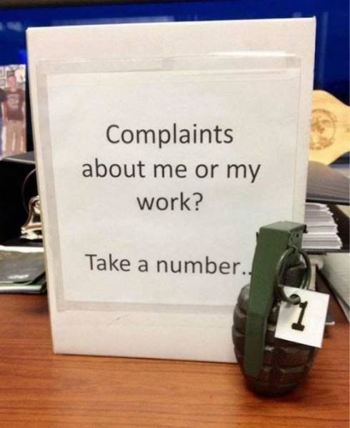 It Isn't Bad To Make Your Workplace A Little Entertaining, Right?