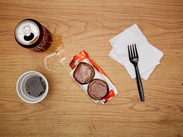 Strangely Creepy Photos Of Last Meals Requested By Prisoners Sentenced To Death