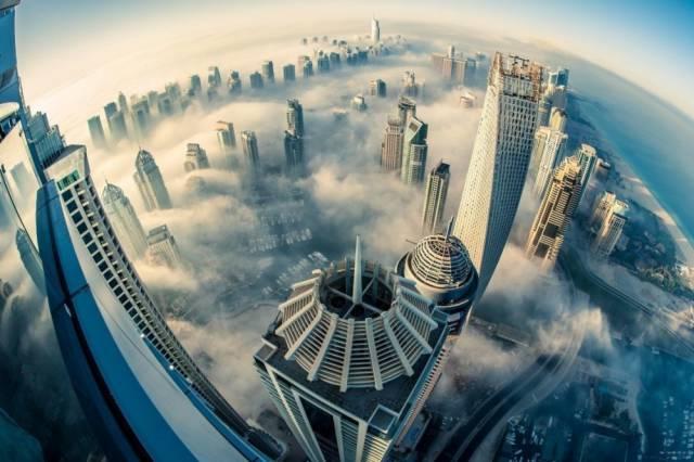 Dubai – What A Crazy And Diverse Place