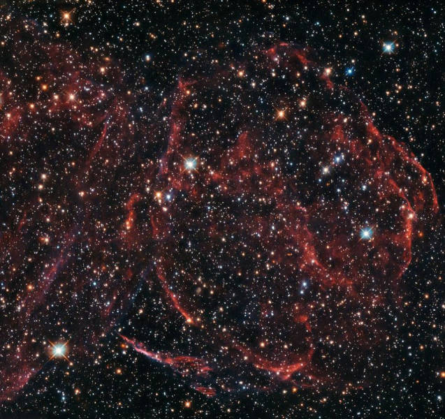 Hubble Telescope Lets Us See What A Wonderful Universe We Live In