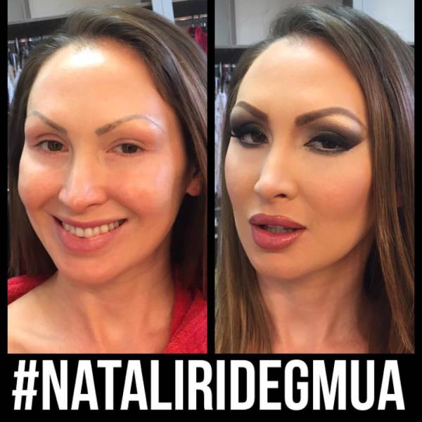 "Makeup Can Do Wonders"" Is An Understatement With These Porn Stars"