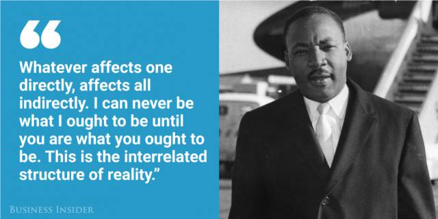 What A Wise Man Martin Luther King Jr. Was