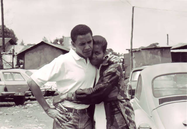 Incredibly Touching Love Story Between Barack And Michelle Obama Commemorating Michelle's 53rd Birthday
