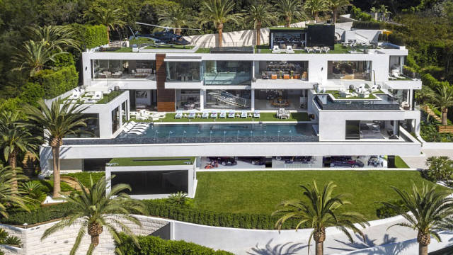 The Billionaire Heaven For Sale – The Most Expensive Home Ever Listed In America Is On Market Now
