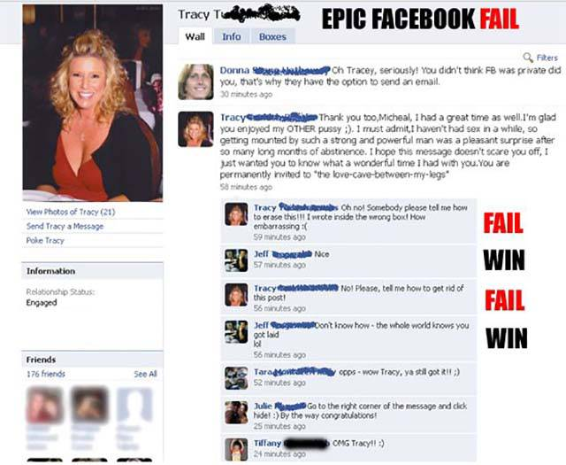Visit The Dark Side Of Facebook…